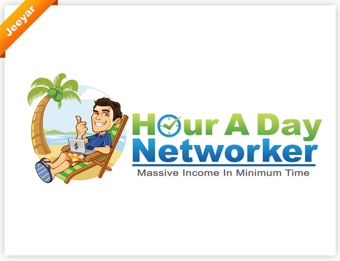 logo for Hour A Day Networker