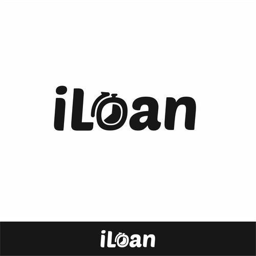 Create a logo for iLoan