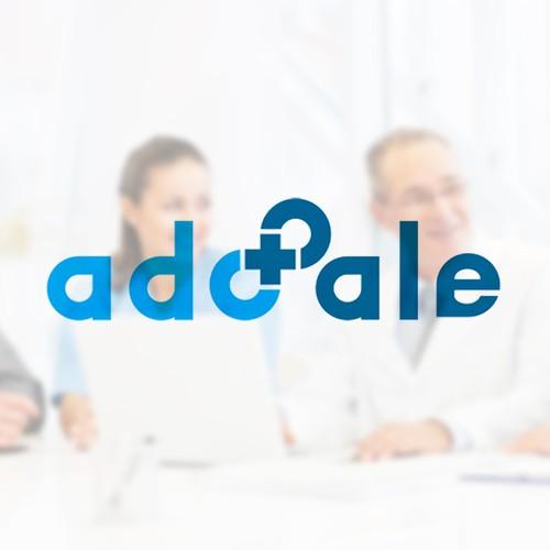 Adopale logo concept