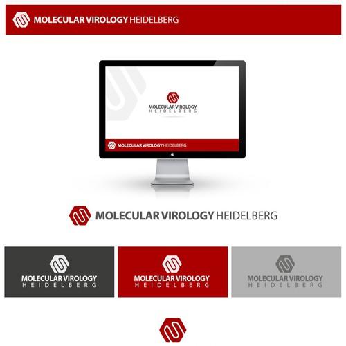 Molecular Virology Heidelberg benötigt logo
