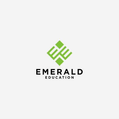 Emerald logo design