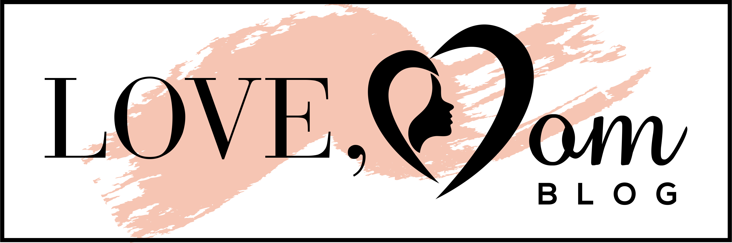 Logo für ein Mamablog