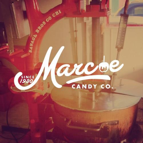 Vintage Candy Logo