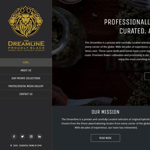 Dreamline web design