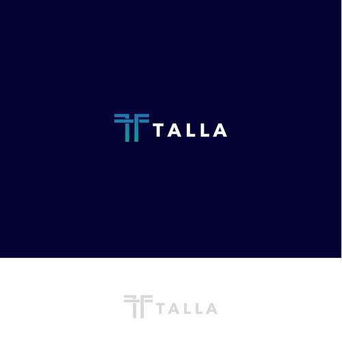 Bold ''T'' logo