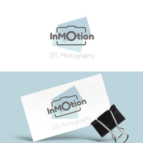 Photography Business Logo Concept