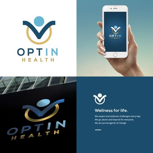 LOGO/BRANDING :: Optin Health USA