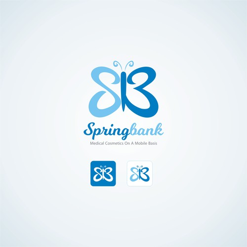 Logo Concept for Spring Bank
