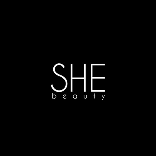 Create a unique brand image for She Beauty.