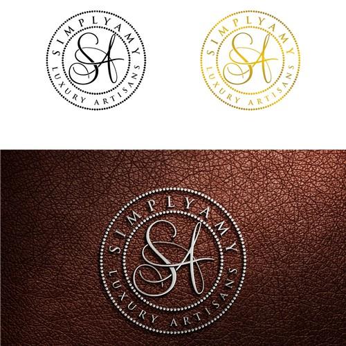 SimplyAmy Logo Design