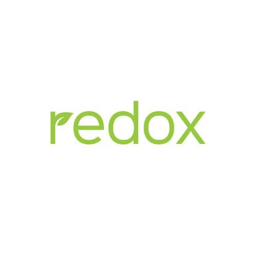 wordmark concept (R+leaf)
