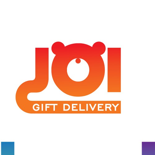 Logo concept for gift delivery company