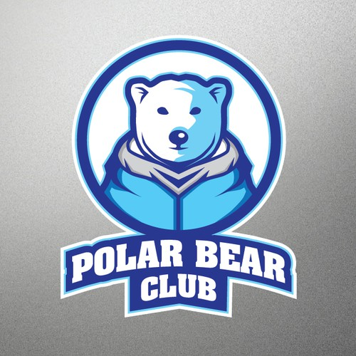 Create the next logo for Polar Bear Club