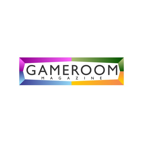 GameRoom Magazine is looking for a new logo