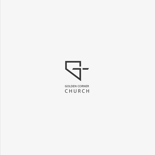 Logo for a church