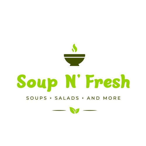 Fresh logo for Healthy Restaurant