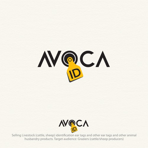 logo concept for Avoca ID