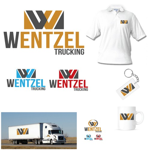 Trucking and transporting is what i do.  Create a logo that will be seen by millions