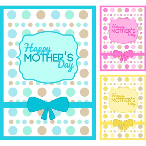 Create stunning Mother's Day cards for Swiftly, awarding multiple winners!