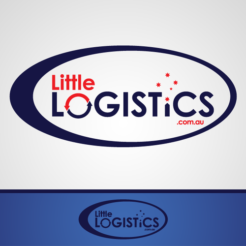 EXCITING Logo for a Logistics Company