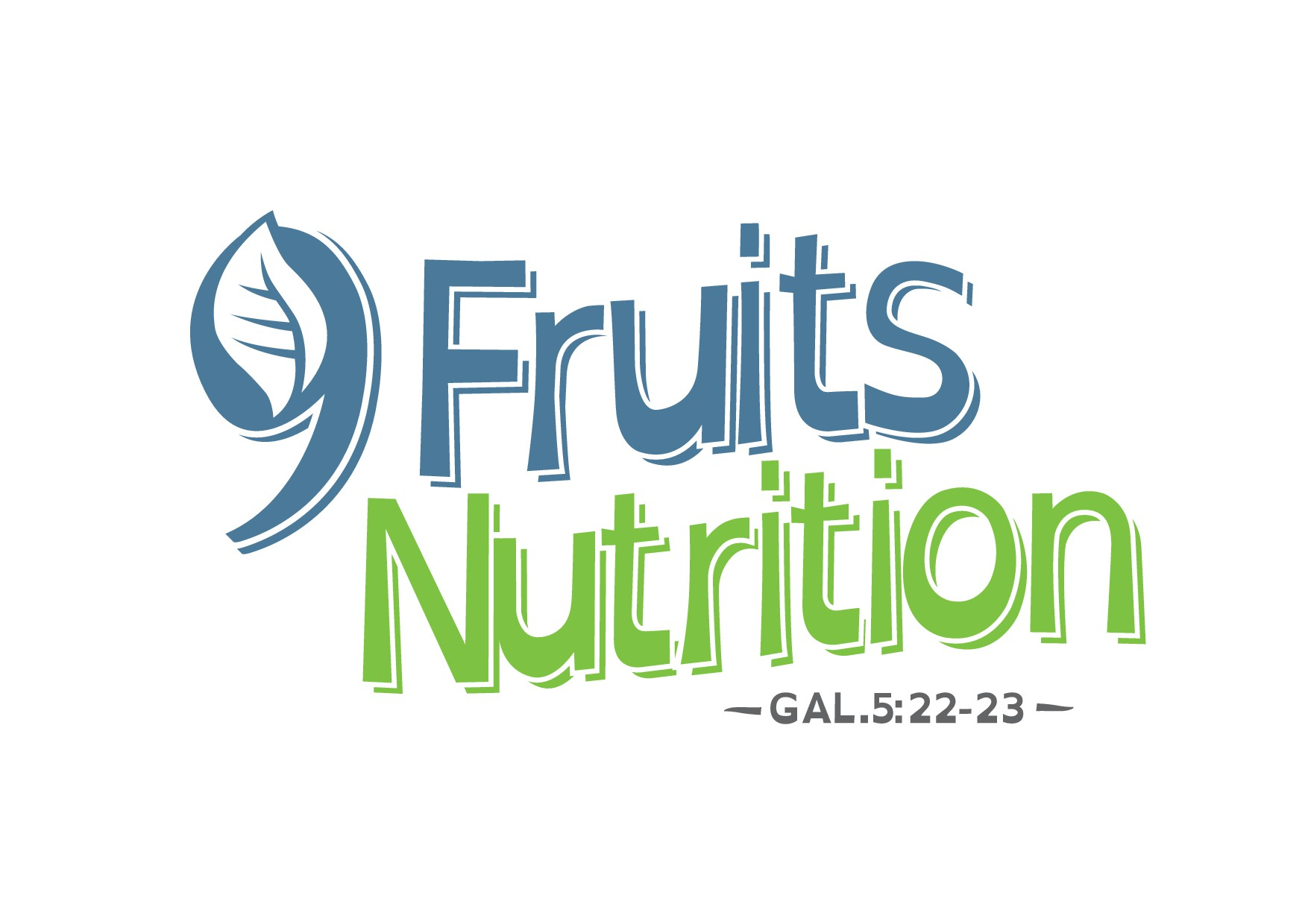 Logo for a high quality, God honoring, natural supplement line.