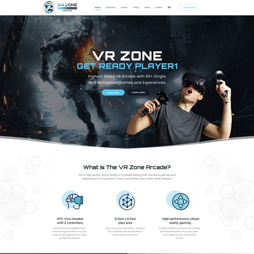 VT Zone Web Design