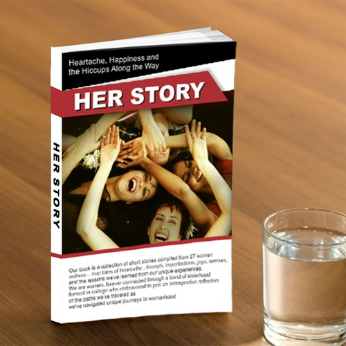 Book cover for girl comunity