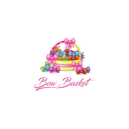 Bow Basket Logo