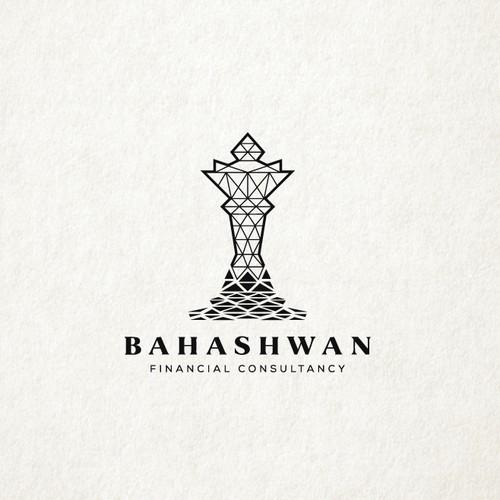 bahashwan logo design