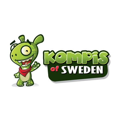 Help Kompis of Sweden with a new logo