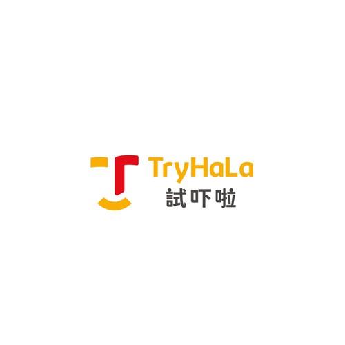 logo design for an online market