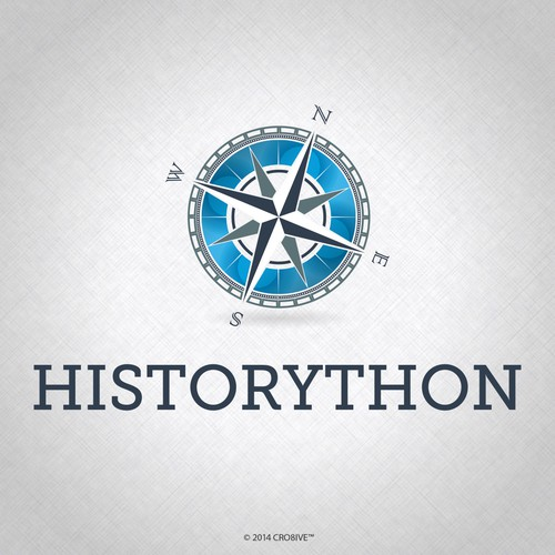 Logo for a new History concept