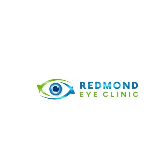 logo for eye care company