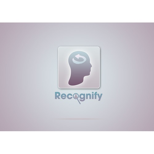 High Profile Logo for app that Helps People with Memory Loss