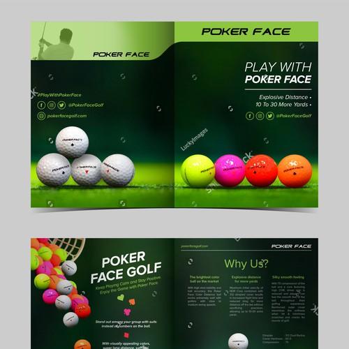 Brochure for Poker Face