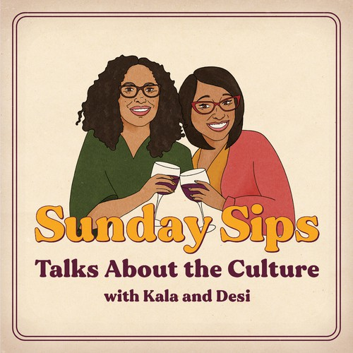 Sunday Sips Podcast Cover