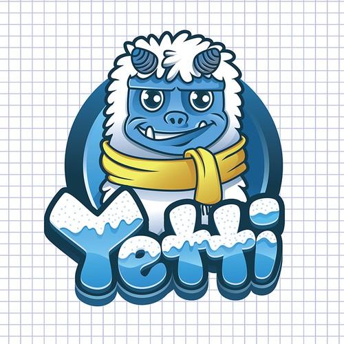 Yetti mascot