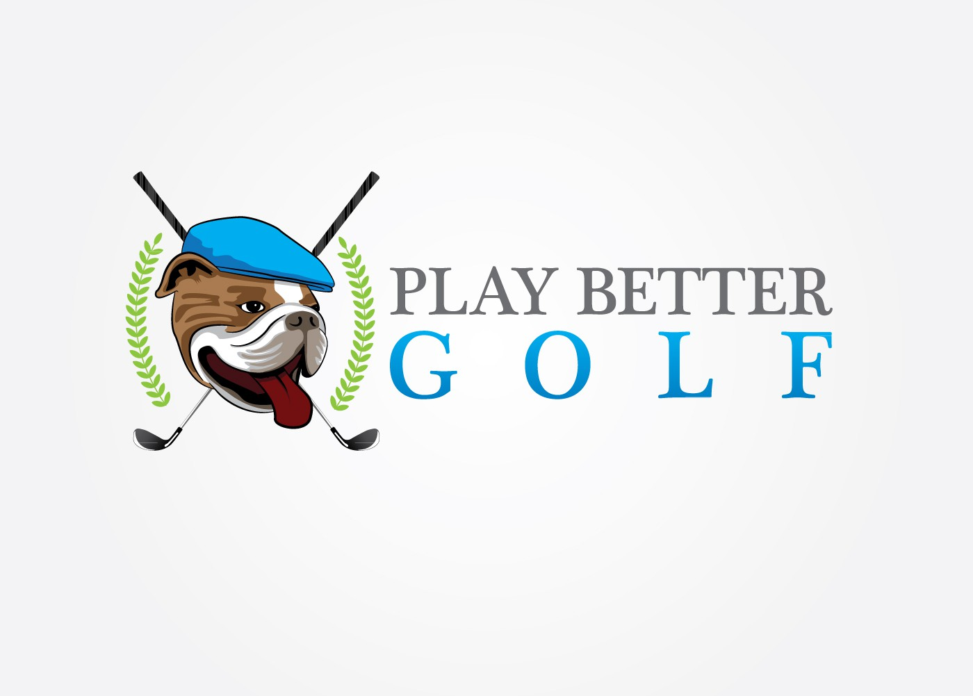 Create a fun logo for a golf instructional video website!