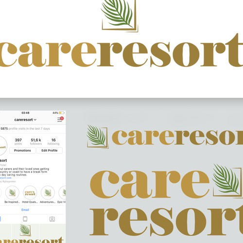 Logo for careresort