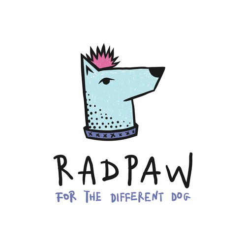 Radpaw logo