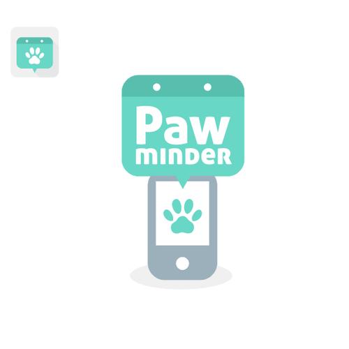 Paw Minder Logo