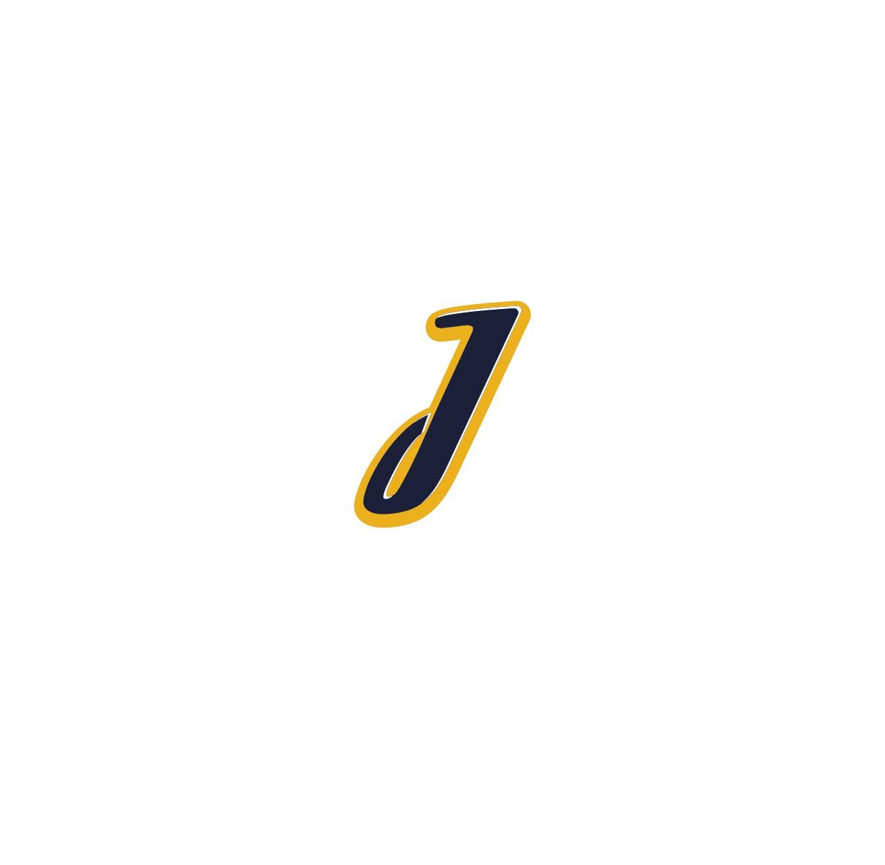 """Logo for the Floorball Team """"Bordesholm Jets"""""""