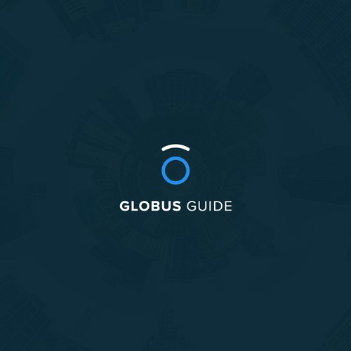 Minimal Logo Design for Globus Guide