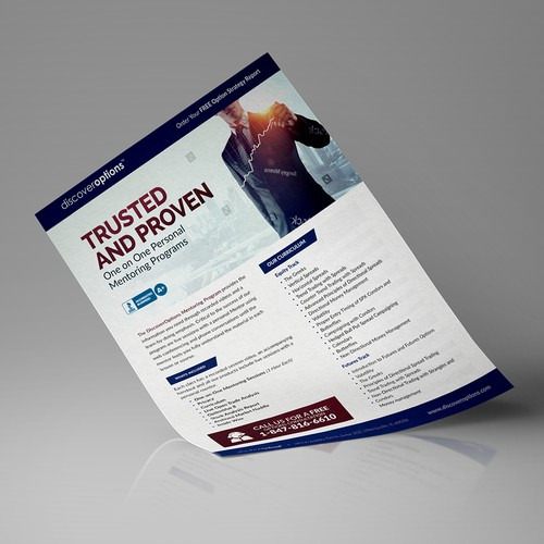OptionVue Systems Trade Show Handouts