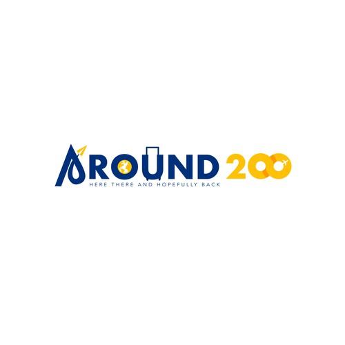 Around 200 travel blog