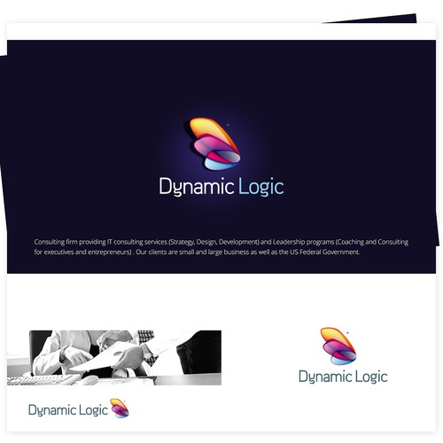 Logo & business card for Dynamic Logic