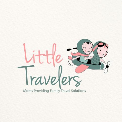 Little Travelers logo