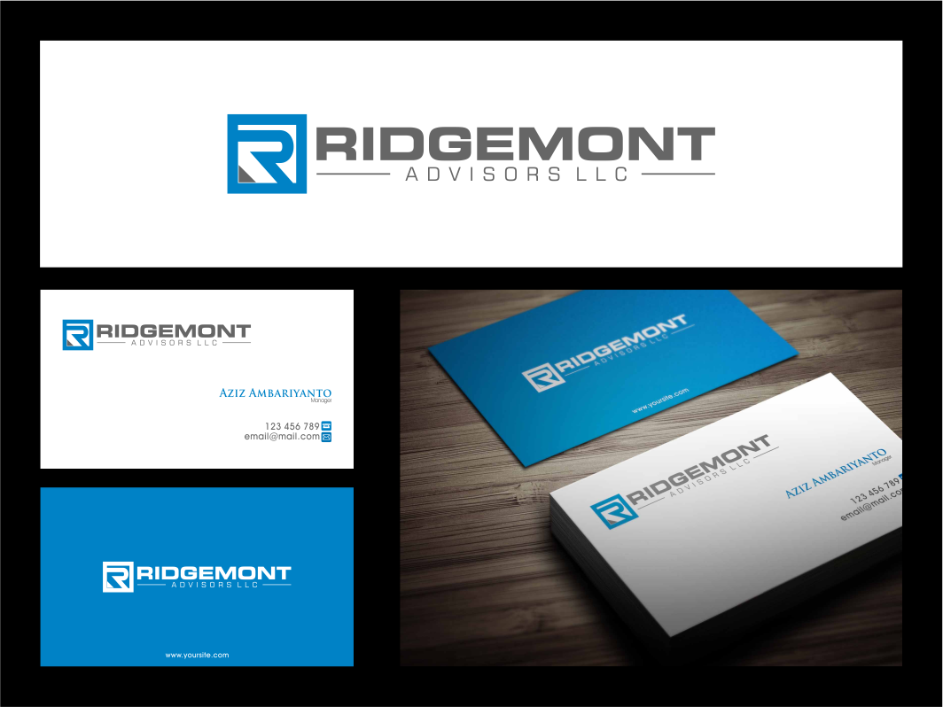 Logo and business card needed for consulting firm