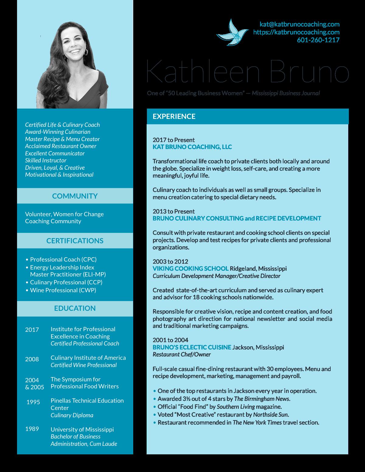 Resume & document formatting