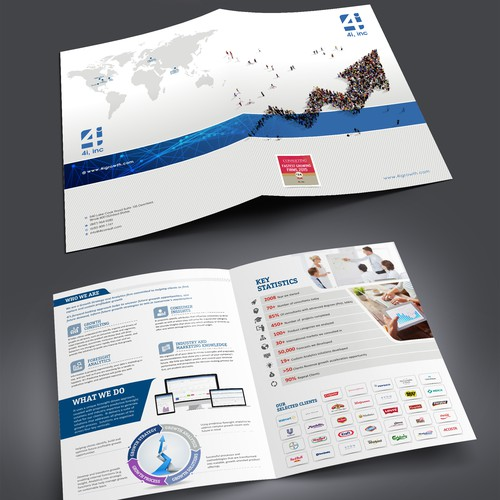 Best Detail Brochure for 4i